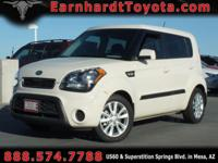 We are excited to offer you this 1-OWNER 2013 KIA SOUL