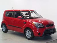 Recent Arrival! 2013 Kia Soul CARFAX One-Owner. Clean
