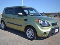 2013 Kia Soul Station Wagon + Our Location is: Allen