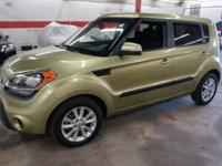 2013 Kia Soul Station Wagon + Our Location is: Laurel