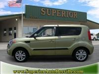2013 Kia Soul Station Wagon + Our Location is: Superior