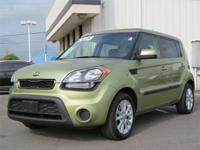 2013 KIA SOUL Station Wagon + Our Location is: Bob
