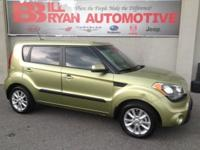 2013 Kia Soul Station Wagon BLACK Our Location is: Bill