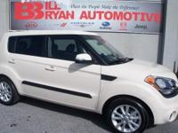 2013 Kia Soul Station Wagon BLK Our Location is: Bill