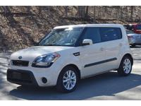 Price includes warranty! Low-mileage Kia Soul, fuel