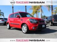 This outstanding example of a 2013 Kia Soul! is