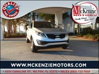 Clean Autocheck and Back up Camera. Sportage EX, 4D