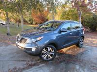 Options:  2013 Kia Sportage Ex|This 2013 Kia Sportage