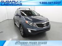 CARFAX One-Owner. Clean CARFAX.   Gray 2013 Kia
