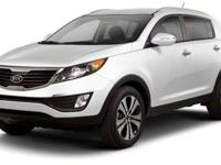 Clean carfax! Fantastic one owner kia sportage lx!