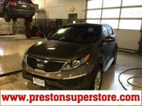 Options:  2013 Kia Sportage Lx|Brown|1 Owner Clean Car