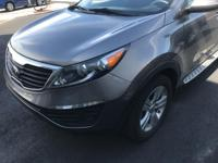 Check out this gently-used 2013 Kia Sportage we