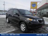 2013 KIA Sportage WAGON 4 DOOR Our Location is: H & H