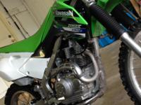 2013 Kawasaki Klx 140L, Engine: 4-stroke, Single