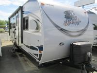 New 2013 Skyline Koala 23CS Travel Trailer Single Slide