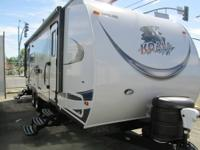 New 2013 Skyline Koala 26SS Travel Trailer Single Slide
