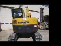 2013 Komatsu PC88MR-8 2013 Komatsu PC88MR-8 Komatsu