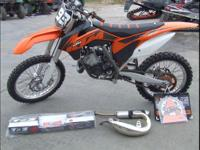 Make: KTM Mileage: 1,111,111 Mi Year: 2013 Condition: