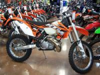 Make: KTM Year: 2013 Condition: New The KTM 300 XC-W is