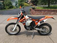 Up for sale is my 2013 KTM 450 XC-W which has a Siccass