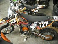 2013 KTM 65 SXS READY FOR A RACER !!! Motorcycles