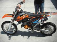 2013 KTM 85 SXS/ 112 112 KIT!!! GREAT VALUE!!!