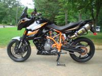 Make: KTM Model: Other Mileage: 6,305 Mi Year: 2013