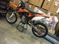 2013 Ktm 450sxf with 25 hrs on it. This ad was posted