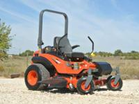 2013 Kubota ZD326S-60 Kubota ZD326s Zero-turn Mower For