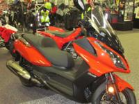 2013 Kymco Downtown 300i WAS $5599 NOW ONLY