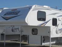 2013 Lance 855 2013 Lance 855 SHORT BED CAMPER   The