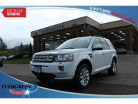 HSE Package; 4WD; Navigation System; and Power
