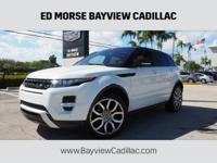 Options:  2013 Land Rover Range Rover Evoque