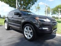 This 2013 Land Rover Range Rover Evoque featured in