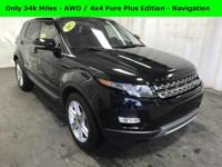 Only 34k Miles - Navigation - AWD / 4x4 Pure Plus