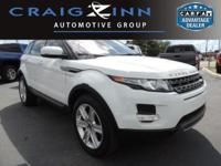 PREMIUM & KEY FEATURES ON THIS 2013 Land Rover Range