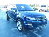 Options:  2013 Land Rover Evoque Pure Premium|***No