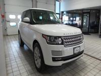Beautiful Land Rover Approved Certified 2013 Land Rover