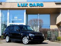 One owner very clean 2013 range rover sport hse lux
