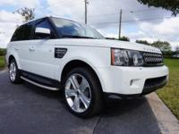 This 2013 Land Rover Range Rover Sport is featured in