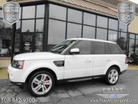 2013 Land Rover Range Rover Sport Supercharged... Fuji