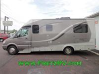 2014 Leisure Travel Van Free Spirit Ss Slide Mercedes Fretz Rv Classified Ad For Sale In