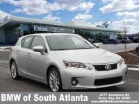 New Price! Silver 2013 Lexus CT 200h FWD Continuously