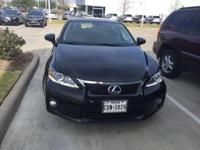 We are excited to offer this 2013 Lexus CT 200h. This