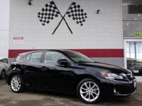 Options:  2013 Lexus Ct 200H Base 4Dr