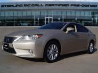 We are excited to offer this 2013 Lexus ES 300h. CARFAX