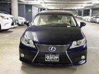 LUXURY PKGE-NAVIGATION-ONE OWNER!!  Hybrid! Save the
