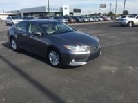 EPA 39 MPG Hwy/40 MPG City! NAV, Heated Leather Seats,