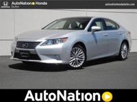 this 2013 lexus es 350 4dr sdn is provided to you for