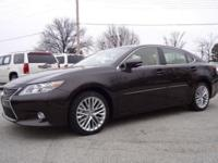 2013 Lexus ES 350. Parchment Leather. All the right